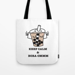 It's Boba Time Tote Bag