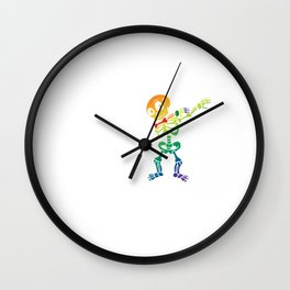 Homosexuality Wall Clock