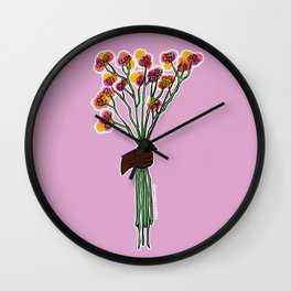 Just for You Wall Clock