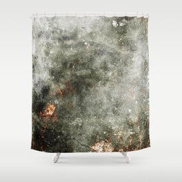 Abstract XIV Shower Curtain