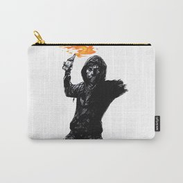 molotov man Carry-All Pouch