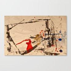 Splino Canvas Print