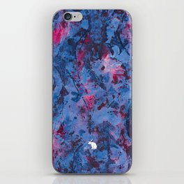 Abstract Hiraeth iPhone Skin