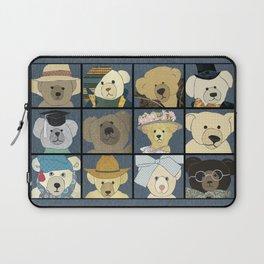 Teddy Bears Laptop Sleeve