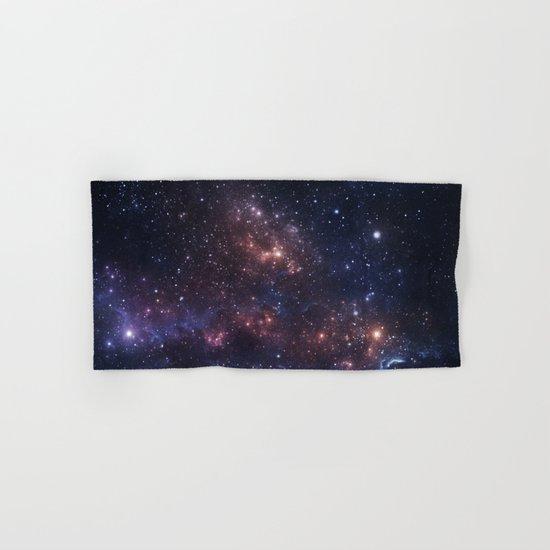 Stars and Nebula Hand & Bath Towel