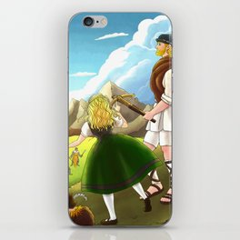 William Tell Freedom Fighter iPhone Skin