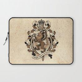 Gryphon Coat Of Arms Heraldry Laptop Sleeve