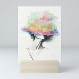 Cloud Cover Mini Art Print