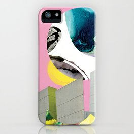Blue Giant iPhone Case