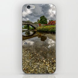 Welsh Cottage iPhone Skin