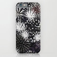 firework flowers iPhone 6s Slim Case