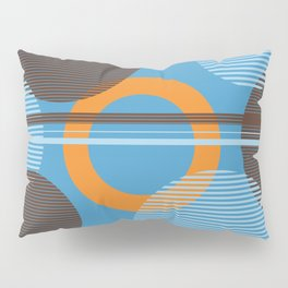 Navel Planets Pillow Sham