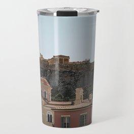 Acropolis, Athens, Greece Travel Mug