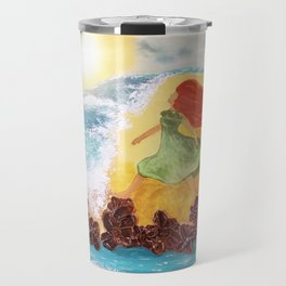 The Garden Of Success Travel Mug