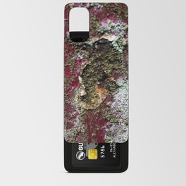 Rusty art  Android Card Case
