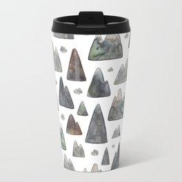 Little Mountain Range Travel Mug