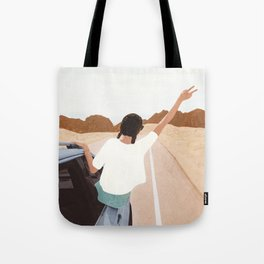 Spring Break Trip Tote Bag