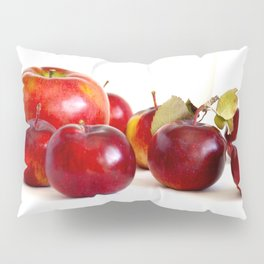 Apple Lineup Pillow Sham