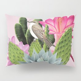 Cactus Lady Pillow Sham