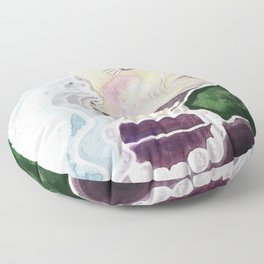 The Crone Floor Pillow