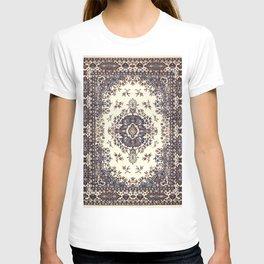 V8 Moroccan Epic Carpet Texture Design. T-shirt