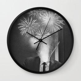 Maximum Big Surprise Wall Clock