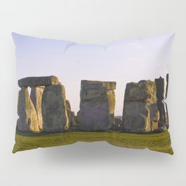 Evening at Stonehenge Pillow Sham