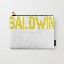 All care about is_BALDWIN Carry-All Pouch