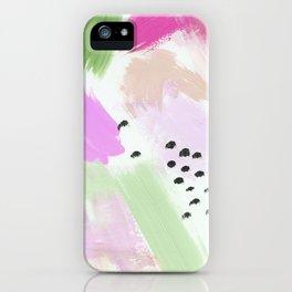 Happy Storm iPhone Case