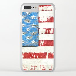 Faded Glory Clear iPhone Case