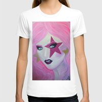 jem T-shirts featuring Jem Star by Clare Chapman