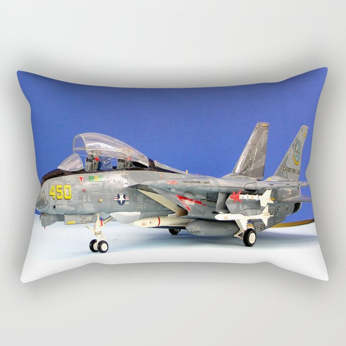 airplane Rectangular Pillow