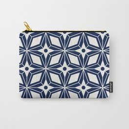 Starburst - Navy Carry-All Pouch