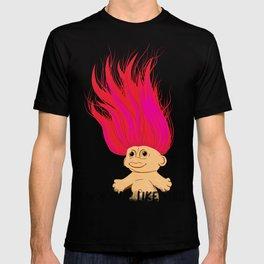 I Woke Up Like This Troll T-shirt