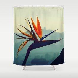 Portrait of Paradise Shower Curtain