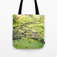 Cupcake Tree Tote Bag