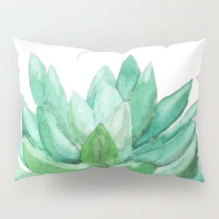 succulent echeveria Pillow Sham