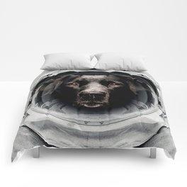 Pluto Astro Dog Comforters