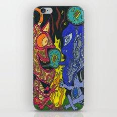The Kōan Brothers iPhone & iPod Skin