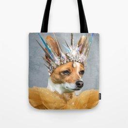 DogGina Tote Bag