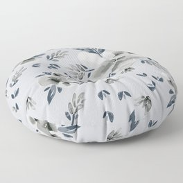 Meloncholy-Ice Floor Pillow