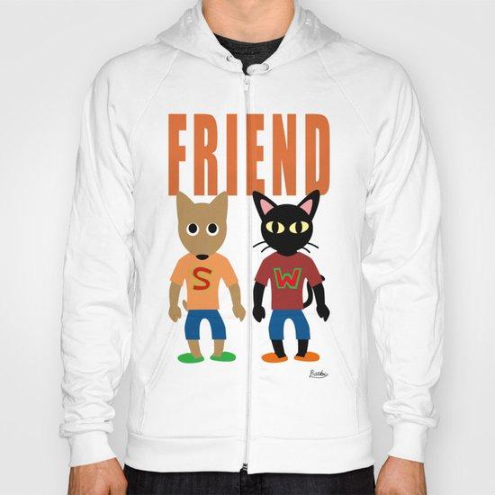 Friend Hoody