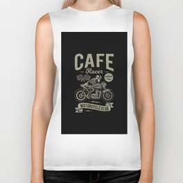 Cafe racer Biker Tank