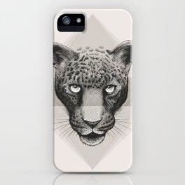 Eternal Leopard iPhone Case