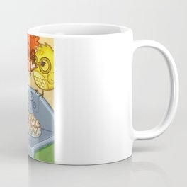 Sugar Chirps Coffee Mug