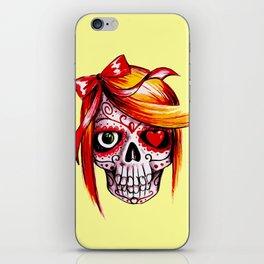 Diana De Los Muertos v2 iPhone Skin