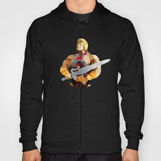 Polygon Heroes - He-Man Hoody