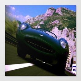 Monte-Carlo Zoom 1 Canvas Print