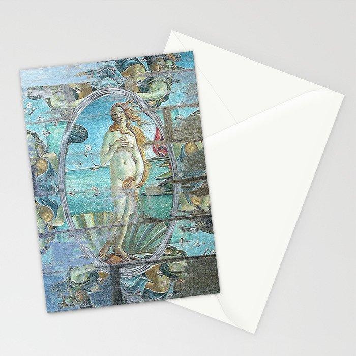Vintage Venus Stationery Cards