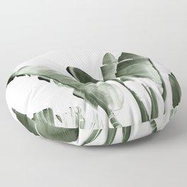 Traveler palm Floor Pillow
